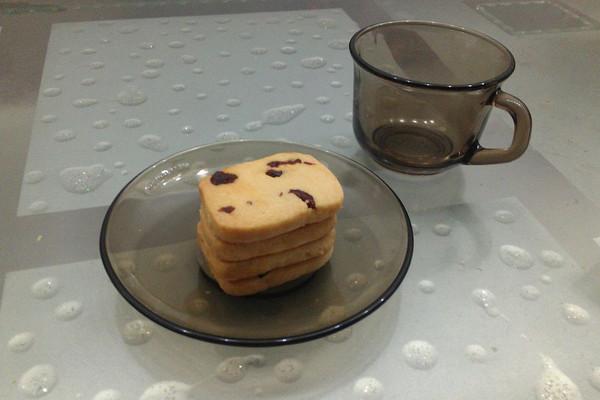 蔓越莓饼干——打发黄油版,更酥松的做法