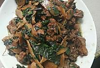 紫苏子姜焖鸭的做法