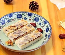 红枣核桃糯米糕的做法