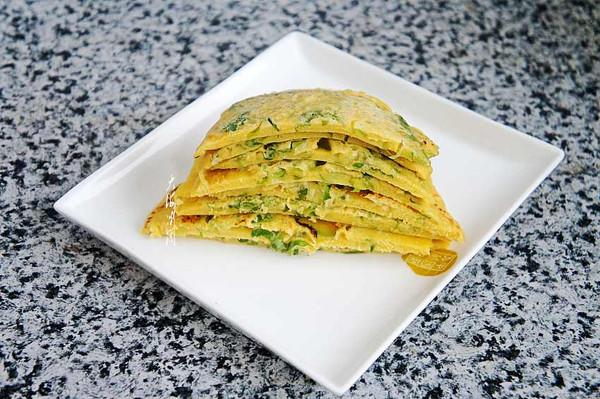 蔬菜杂粮饼#母亲节,给妈妈做道菜#