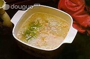 入口即化的广东粥的做法