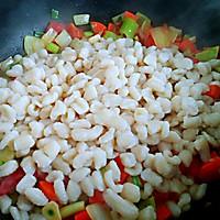 #快手又营养,我家的冬日必备菜品#风味炒麻食的做法图解12