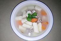 山药排骨汤的做法