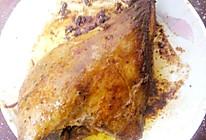黑胡椒蜜汁烤鸭腿的做法