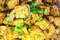 香煎小豆腐的做法