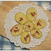 黑椒培根烤土豆:美味零食