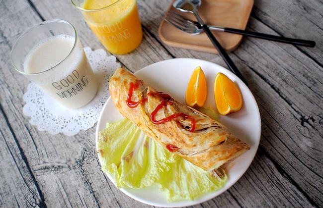 王梓馨_panda创建的菜单不用和面的早餐饼