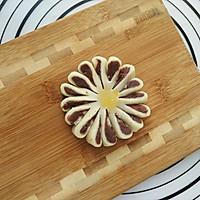 菊花酥饼#我的烘焙不将就#的做法图解14