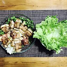肉卷芝士豆腐
