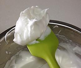 如何打发蛋白的做法