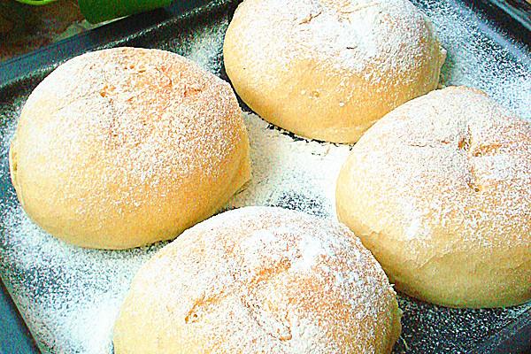 快手面包的做法