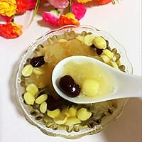 莲子红枣银儿汤的做法图解21