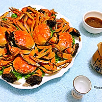 清蒸河蟹#宴客拿手菜#的做法图解11