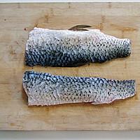 糖醋菊花鱼的做法图解2