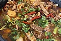 #餐桌上的春日限定#秘制牛羊肉火锅的做法