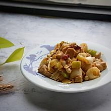 #春天肉菜这样吃#宫保鸡丁