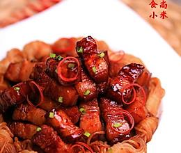 魔芋红烧肉的做法