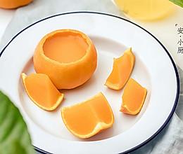【夏日快手】橘子果冻的做法