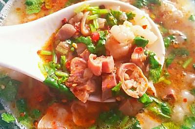 做出奶白的羊杂汤~冬季暖身菜