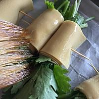 #硬核菜谱制作人#烤菜卷的做法图解8