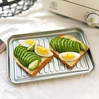 牛油果開放式三明治的做法圖解5