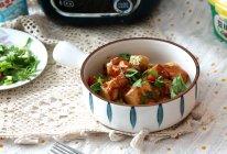 #四季宝蓝小罐# 空气炸锅版——油炸臭豆腐的做法