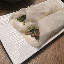 饺子皮春饼