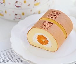 大吉大利蛋糕卷的做法