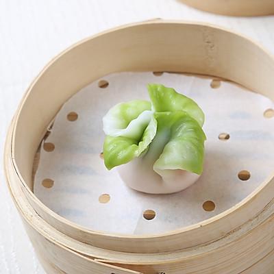 像生白菜饺