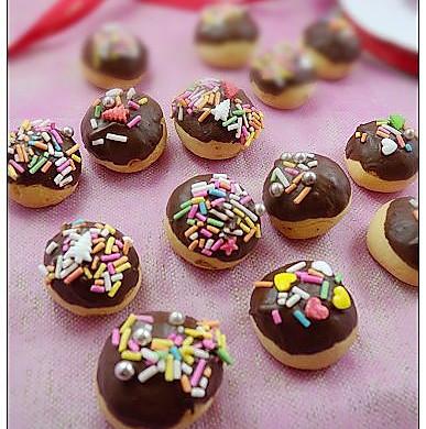 Chocolate Dome Cookies
