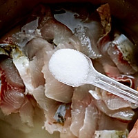 飘香酸菜鱼的做法图解4