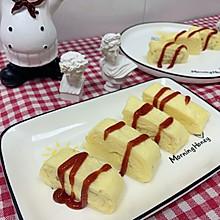 玉子烧厚蛋烧简易早餐儿童辅食