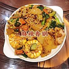 快手菜~超好吃的麻辣香锅(懒人必学!)