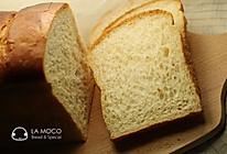 脆皮吐司-麦芽糖版庞多米的做法