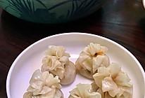 快手烧卖系列——蒸花饺的做法