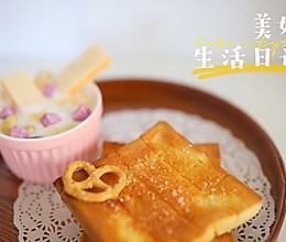 香甜吐司脆片(白砂糖)的做法