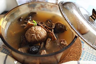 【家的味道】滋补养生龙骨汤