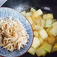 蚝油虾皮炒冬瓜#就是红烧吃不腻!#的做法图解9