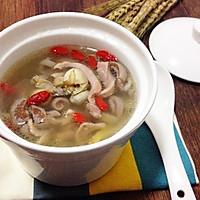 墨鱼猪肚汤的做法图解9