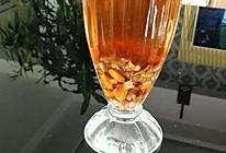 红枣桂圆枸杞红糖茶的做法