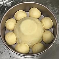皇冠花朵面包的做法图解6