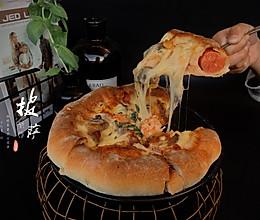 超级至尊芝士披萨的做法
