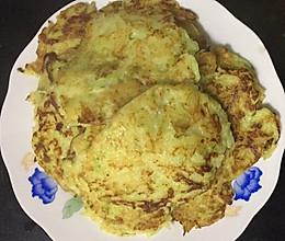 土豆黄瓜饼的做法