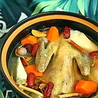 五指毛桃水鸭汤的做法图解15