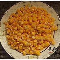 #一人一道拿手菜# #有颜值好味道的玉米鲜虾鸡蛋饺的做法图解1