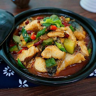 香辣砂锅鱼