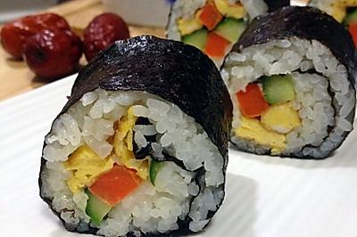 家庭版寿司