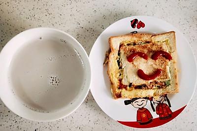 仪式感早餐