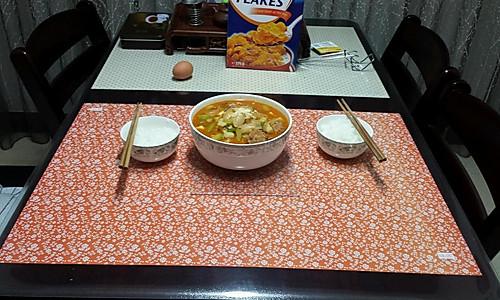 正宗韩国大酱汤(升级改良版)的做法