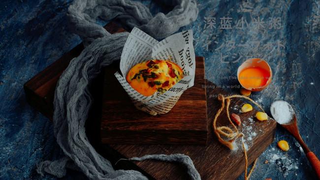 黑椒牛肉肠玛芬蛋糕#肉食者联盟#的做法